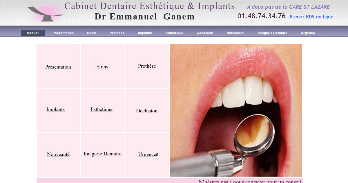 dentiste implant dentiste st lazare